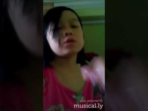 Duet with bff (best fan forever) in musically luv her