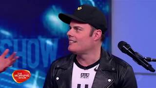 """Marc Martel & Queen Celebration in Australia 