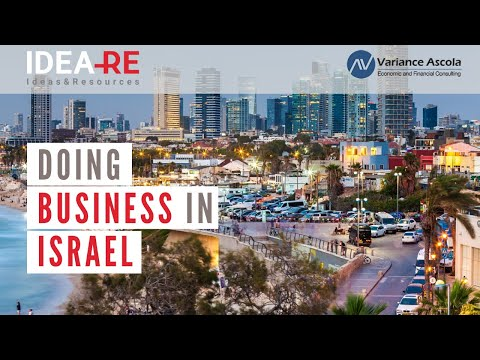Doing Business In Israel (webinar)