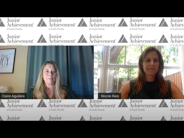 Junior Achievement Speaker Series | Building Winning Teams with Nicole Reis
