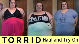 Torrid Try on and Haul - Summer 2017 Clearance Sale