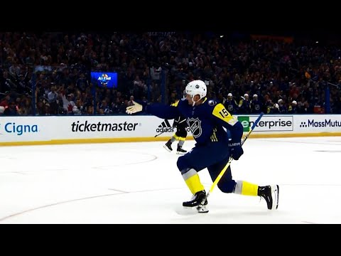 Gotta See It: Eichel celebrates with Matthews' 'good goal' point at All-Star Game