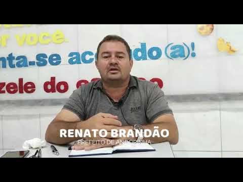 PREFEITO DE ANDORINHA ANUNCIA AMPLIAÇÃO NA DISTRIBUIÇÃO DE CESTAS BÁSICAS