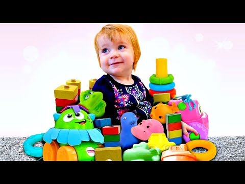 Дада игрушки Бьянки - развивающий сборник для малышей.