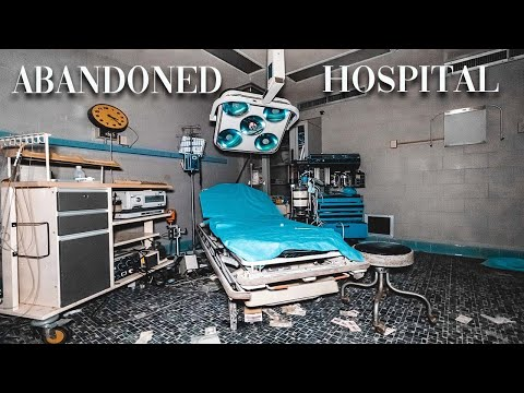 Abandoned Hospital with EVERYTHING Left Behind PART 1...(Blood samples and needles found)