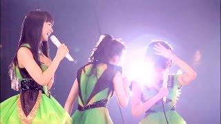 kashiyuka(Perfume) - live at Tokyo dome × capsule - Space elevator ...