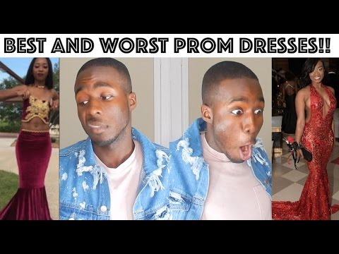 Thumbnail: BEST AND WORST PROM DRESSES OF 2017 // INSTAGRAM EDITION!!!