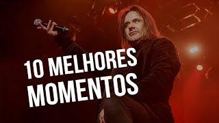 10 MAIORES PERFORMANCES DE ANDRE MATOS | Heavy Talk YouTube Videos