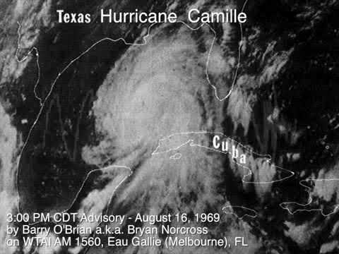 Hurricane Camille: Looking back at the storm that changed the Gulf Coast...