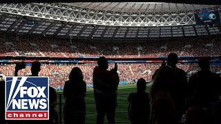 2018 World Cup kicks off in Russia