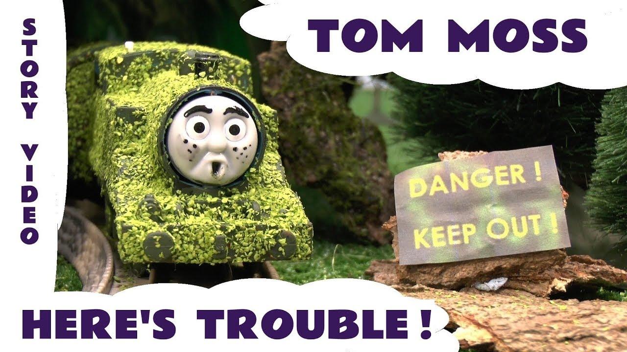Thomas moss