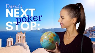 "888's ""New Girl"" Daria is Looking Forward to Playing Poker WHERE?!?!"