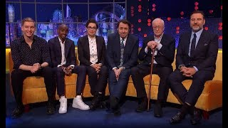The Jonathan Ross Show S13E13 Sir Michael Caine,David Walliams, Sir Mo Farah,George Ezra,Sue Perkins
