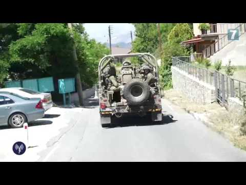 Israeli commandos train in Cyprus