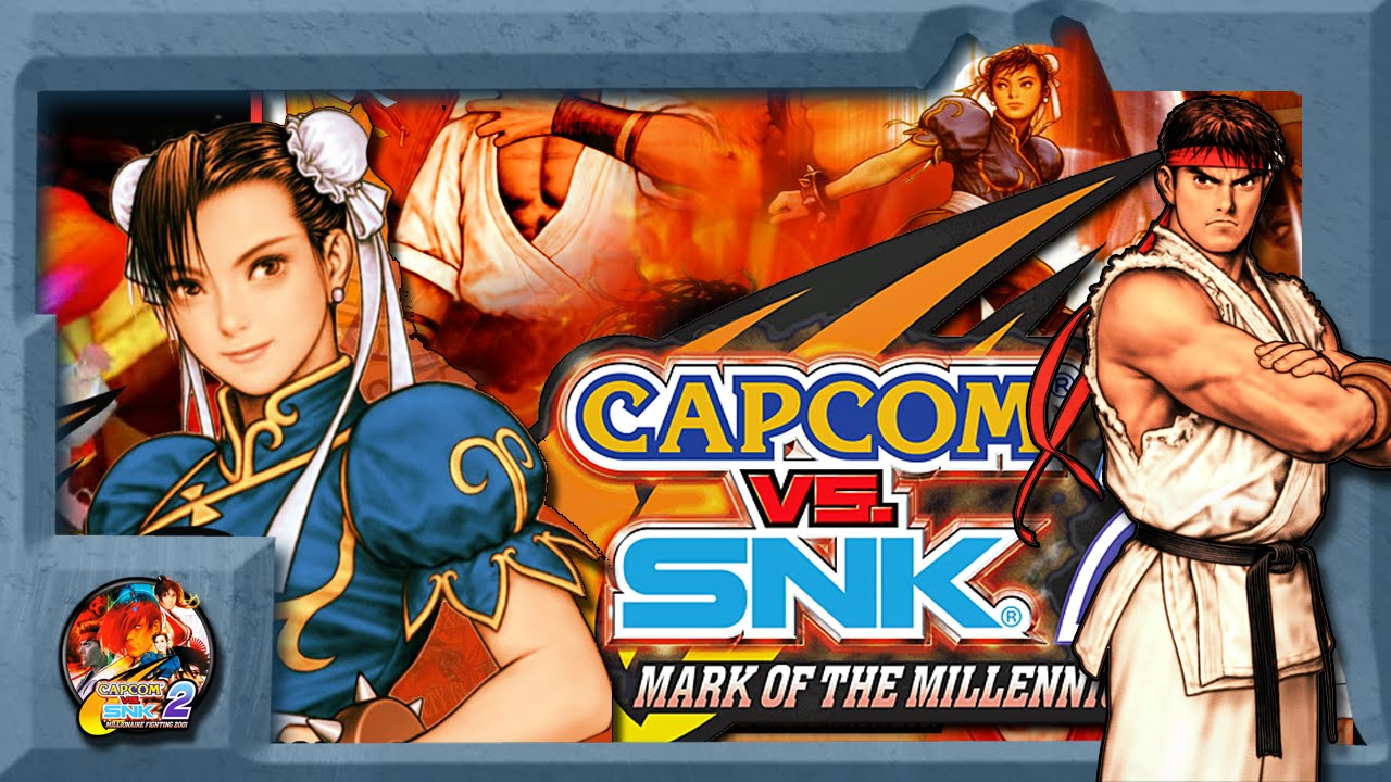 Download capcom vs snk 2 ps2 hd torrent.