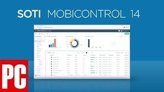 SOTI MobiControl Review