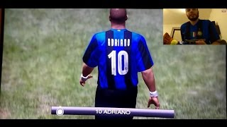 [INTER NOSTALGIA] STAGIONE 08/09 - PES 2009 / PLAYSTATION 3 (GAMEPLAY)