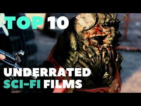 Top 10 Must See Underrated Modern SciFi Films