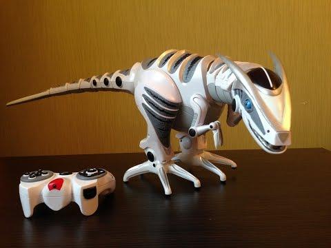обзор робораптора Roboraptor