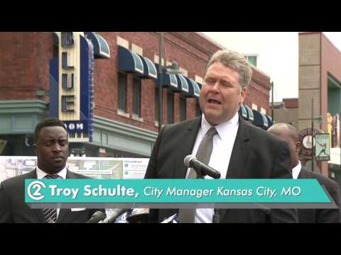 18th & Vine Capital Improvements News Conference