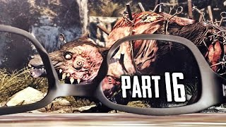 The Evil Within Walkthrough Gameplay Part 16 - Sentinel Dog Boss (PS4)