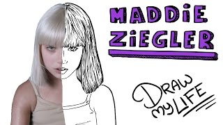 MADDIE ZIEGLER | Draw My Life