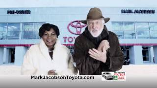 Rain, Sleet, Or Snow   Mark Jacobson Toyota Preowned Super Store Is OPEN!