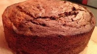 Apple Nut Cake - How To