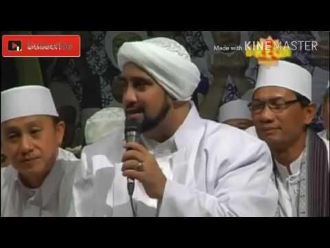 Ceramah singkat Habib Syech , tentang takbir hari raya