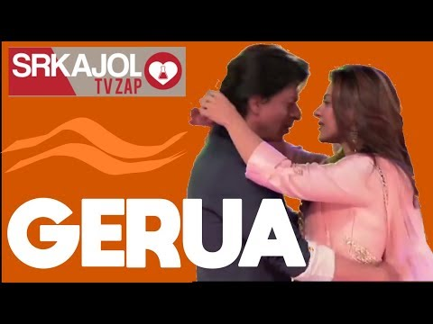 SRKajol TV Zap - Gerua | Shah Rukh Khan And Kajol