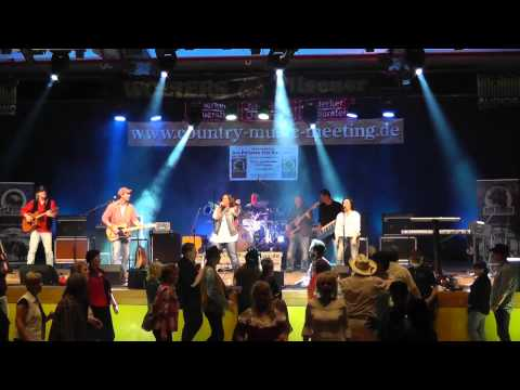 Nashfield - The way you make me smile - Country Music Meeting Berlin 2014