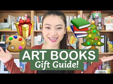 Books for Art Lovers / Holiday Gift Guide | LittleArtTalks