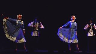 Cagliari, Italia. Еврейский народный танец 7-40