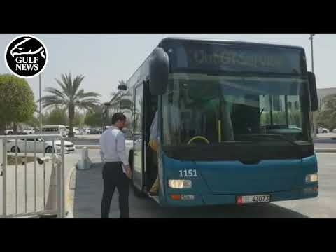 Free WiFi on Abu Dhabi buses