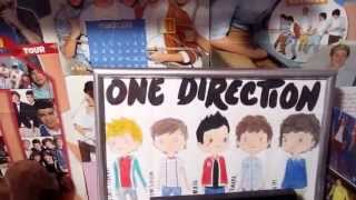 MY UPDATED ONE DIRECTION ROOM TOUR *MARCH 2013*