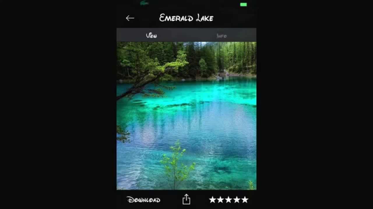 IPhone Best Wallpaper App Zedge