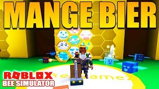 MANY BEES-MY OWN BEE ARMY-BEE SWARM SIMULATOR-DANISH ROBLOX [#2]