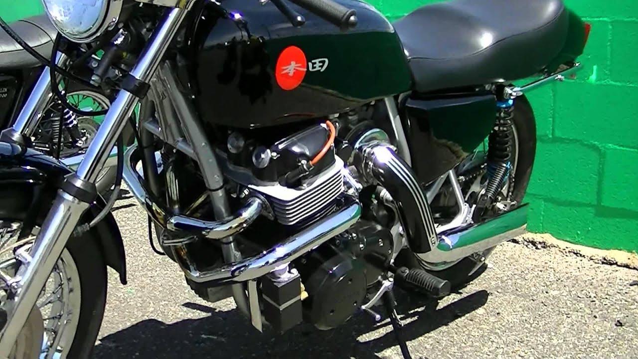 Honda Cb750 Turbo Motorcycle Youtube 1970 Cb 90