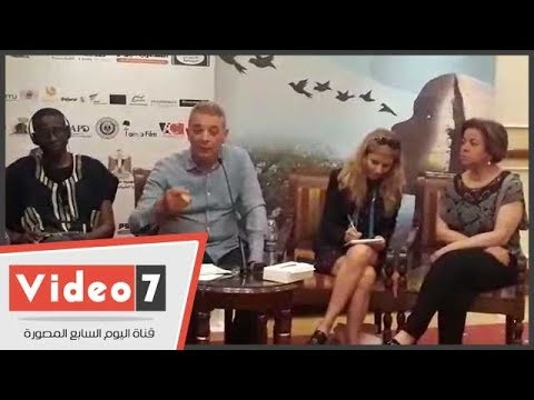 محمود حميدة بملتقى -رؤى معاصرة-: البحث عن الإنتاج آخر مراحل صناعة الفيلم  - 12:22-2018 / 3 / 21