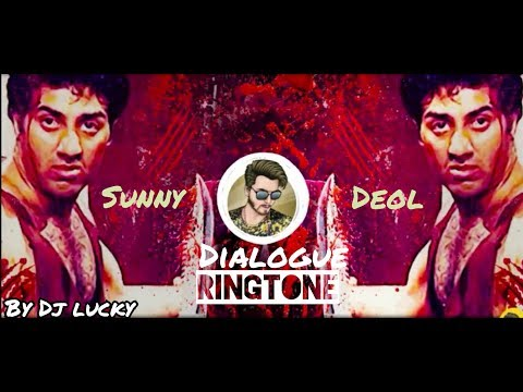 sunny-deol-dialogue-ringtone-  -lucky-dj-  -pinjare-mein-band-sher-dialogue