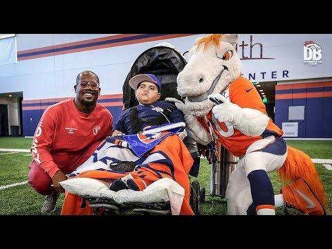 BTV: Von Miller grants Alex