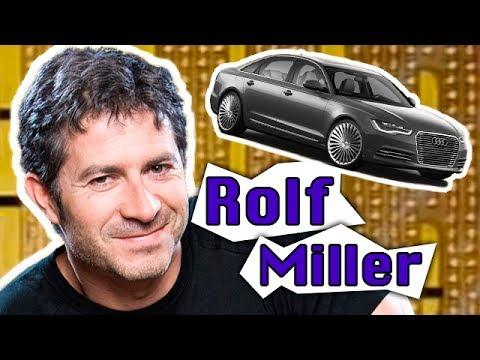 ROLF MILLER // Links auf der Autobahn