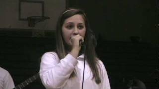 Hillary Edwards singing- I Need a Silent Night by Amy Grant Thumbnail