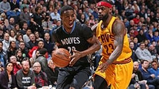 Lebron James and Andrew Wiggins Duel it Out in Minnesota