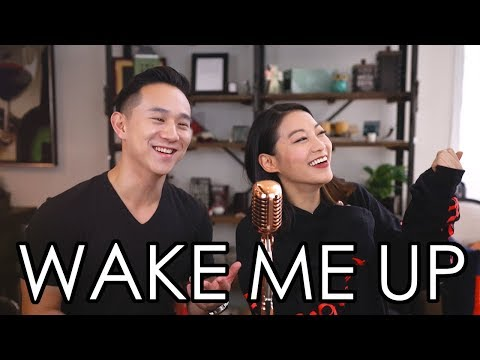 TAEYANG - 'WAKE ME UP' | Jason Chen x Arden Cho Cover