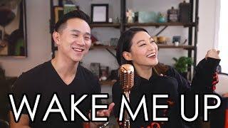 TAEYANG WAKE ME UP Jason Chen x Arden Cho