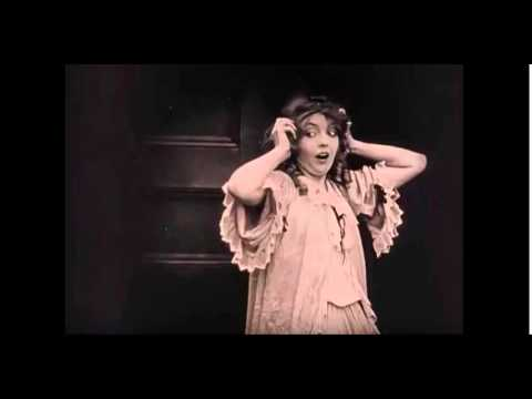 Birth of a Nation -- Lillian Gish and Performance in Melodrama