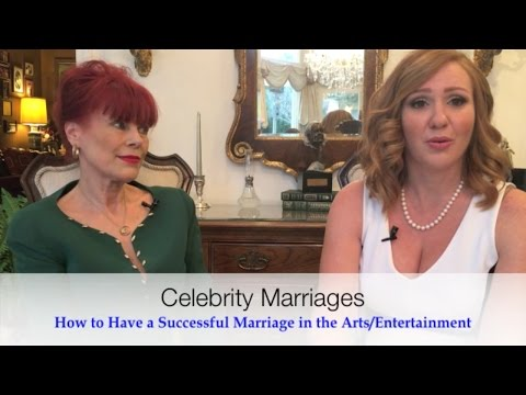 Celebrity Marriages: An Interview with Vera Goulet about Healthy Celebrity Marriages