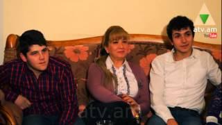Բարտեր 23.11.2014 Աիդա Սարգսյան