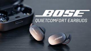 Đánh giá tai nghe Bose QuietComfort Earbuds: thoải mái, chất lượng cao